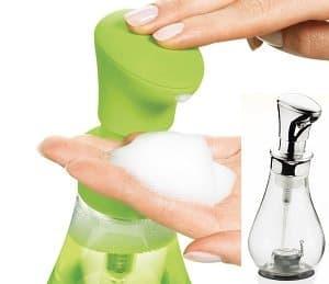 soap foam dispenser