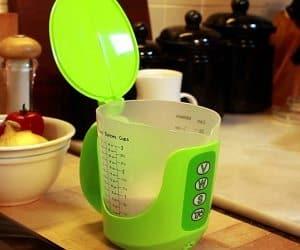 talking measuring jug