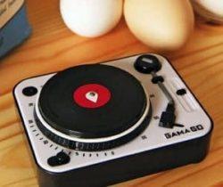 turntable kitchen timer