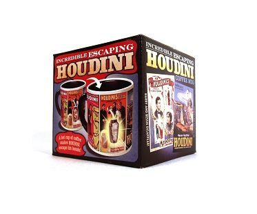Escaping Houdini Mugs
