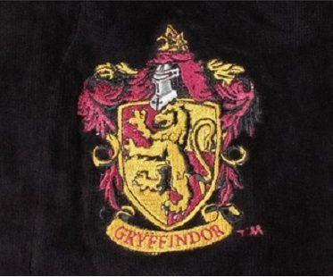 Gryffindor Bathrobes