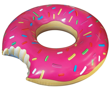 How To Build A Donut Wall