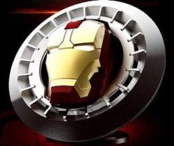 Iron Man gaming mouse