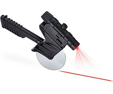 LASER-GUIDED-PIZZA-CUTTERs