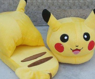 PIKACHU-SLIPPER