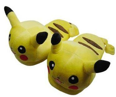 PIKACHU-SLIPPERS