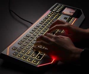 Star Wars keyboard