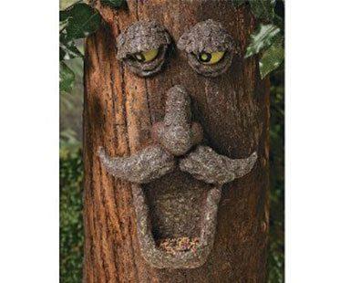 TREE-FACE-BIRD-FEEDERS