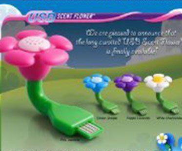 USB-SCENT-FLOWER