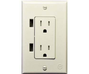 WALL-PLUG-AND-USB-OUTLETS