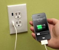 Wall Plug And USB Outlet