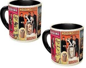 escaping houdini mug