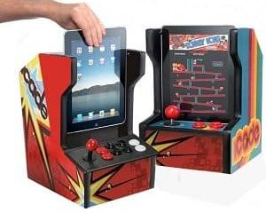 iPad Arcade Machine