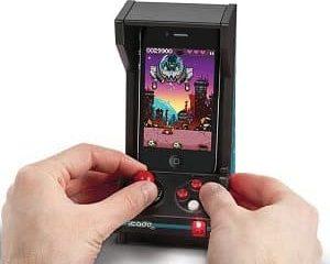 iPhone arcade machine