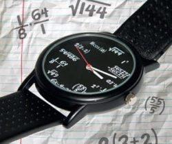 mathematic watch