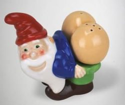 mooning gnome salt & pepper