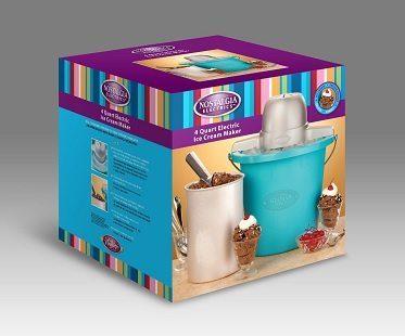 Electric Ice Cream Maker