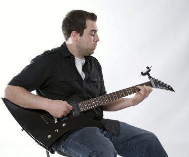 Guitar Smartphone Clip
