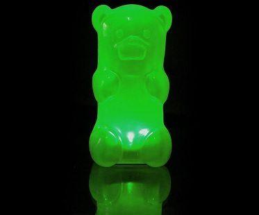 Gummy Bear Night Lights