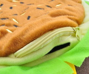 Heated Hamburger Mouse Pads