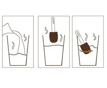 Hot Chocolates On A Stick
