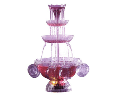 ILLUMINATED-BEVERAGE-FOUNTAIN