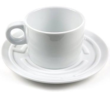 MAZE-CUP-AND-SAUCER