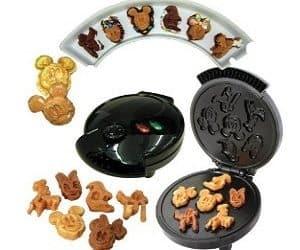 Mickey & friends waffle maker
