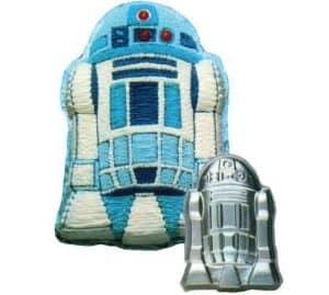 R2-D2 cake pan