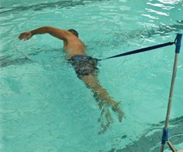 STATIONARY-SWIMMING-SYSTEM