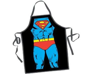 SUPERMAN-APRON