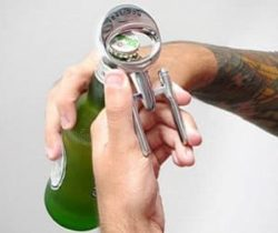 Star Trek bottle opener