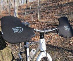 bike handle mittens