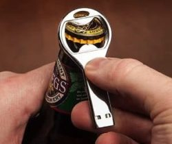 bottle opener usb drive