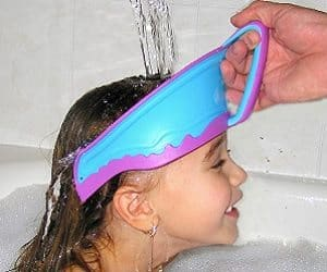 children's bath visor