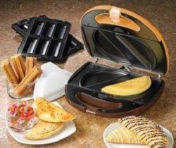churros and empanada maker