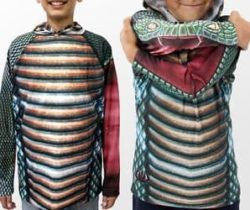 cobra hoodie