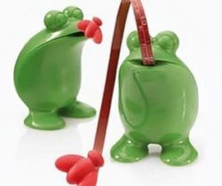 frog measuring tape