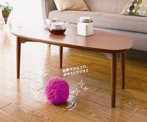 furball robot vacuum cleaner