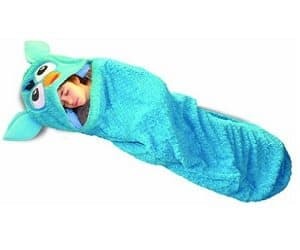 furby sleeping bag
