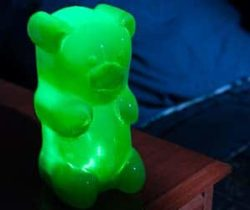 gummy bear night light