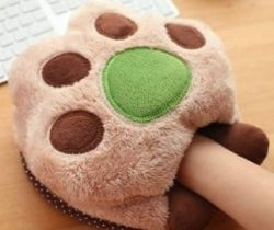 heated animal paw mouse mad