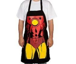 iron man apron