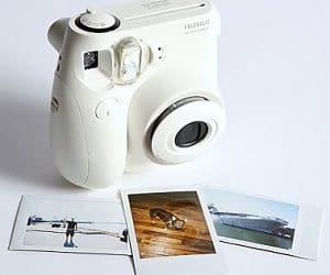 mini instant print camera