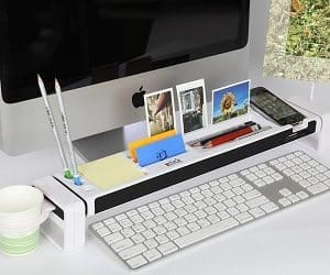 multifunction desk organizer