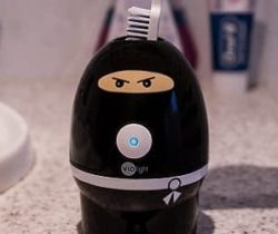ninja toothbrush sanitizer