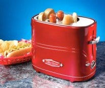 pop-up hot dog toaster