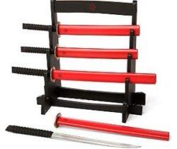 samurai sword kitchen knives