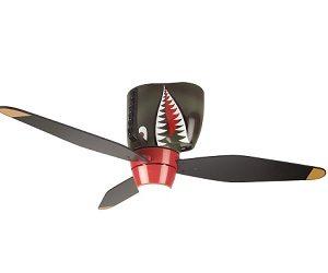 shark warplane ceiling fan