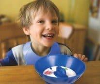 submarine cereal bowl